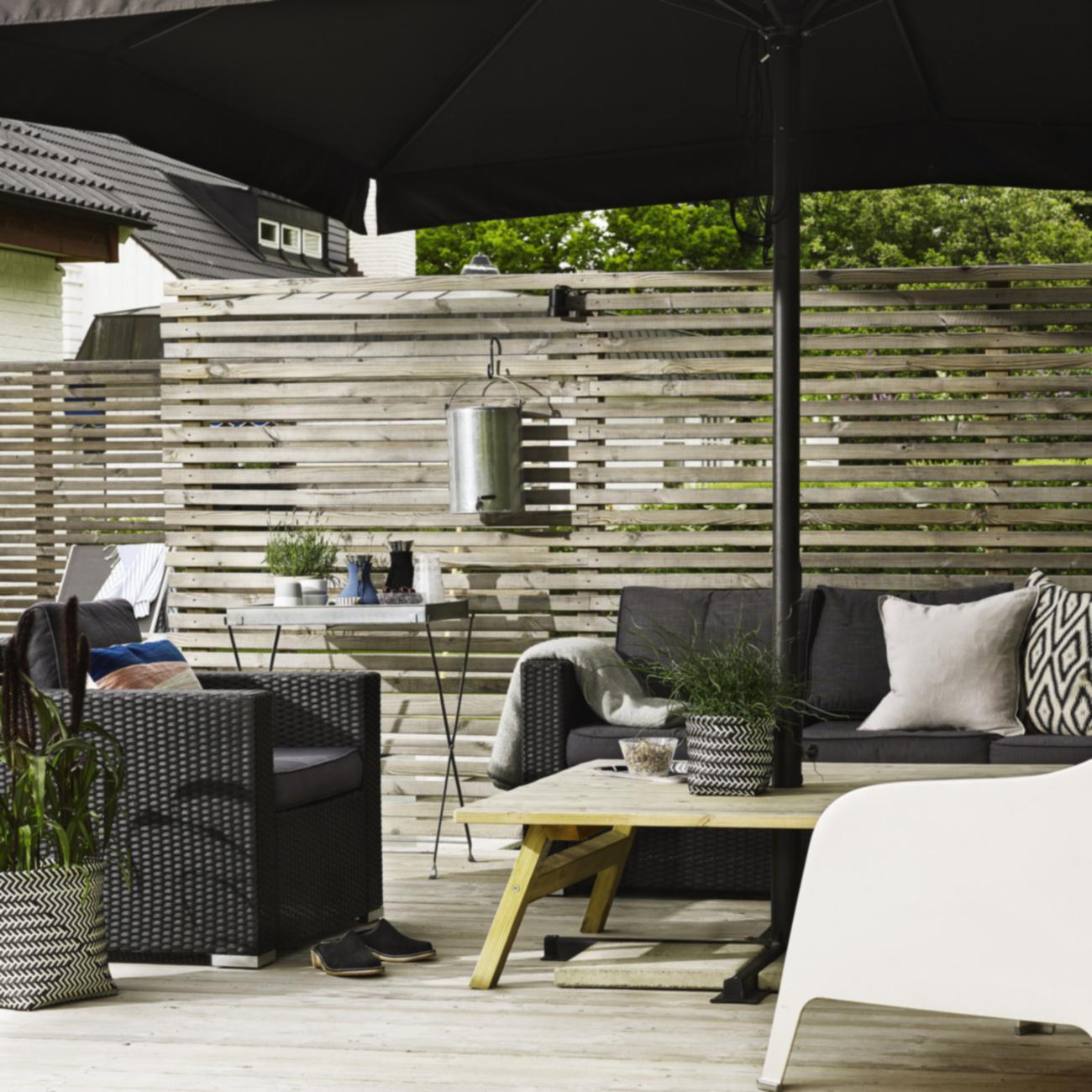 Skapa härlig spakänsla på terrassen Sverige Hälsa och Liv